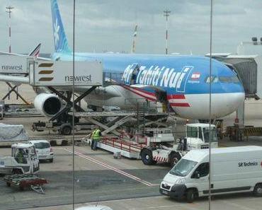 De retour de Tahiti !