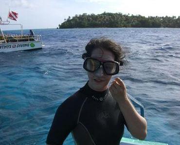 20 000 lieues sous la mer... Bon, 20 mètres déjà !