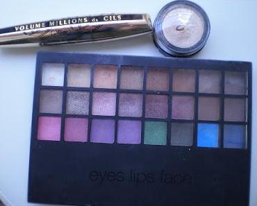 Make Up Rose Avec ELF