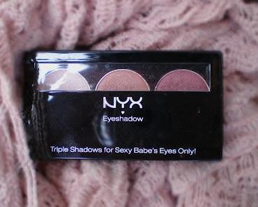 Make Up du Jour avec la Palette Platinium PINK de NYX