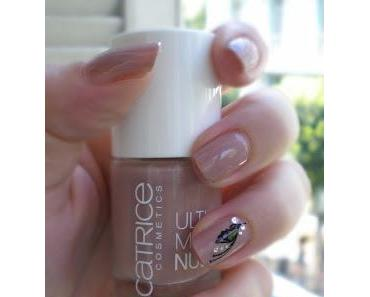 Manucure In The Nude Avec Catrice