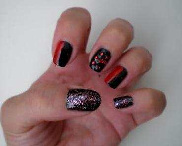 The Sunday Nail Battle : Mon Hommage à Lady Gaga