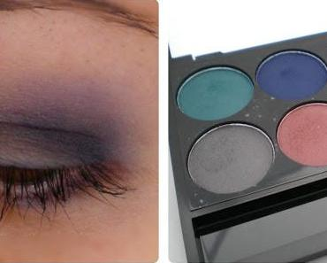 Le Make-Up du Jour: Bleu (Sleek Ultra Matts V2)