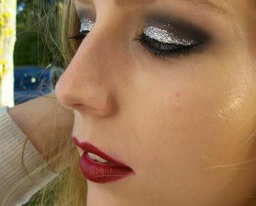 Look des Fêtes: Silver Glitters