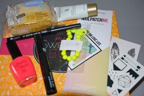 My Sweetie Box - Summer Beauty : déçue