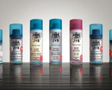 #News @ Cosméto Bio : JYB Cosmetics, une nouvelle marque made in belgique
