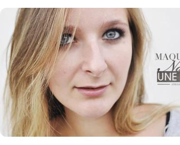 Maquillage Naturel Une Beauty : Je ne suis pas retouchée