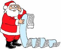 [défi du lundi] ma liste au Père Noël
