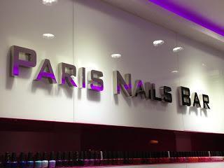 Paris Nails Bar : une nouvelle adresse beauté