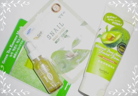 haul_cosmétiques_asiatiques_novembre_2013_mjcare_baviphat_its_skin
