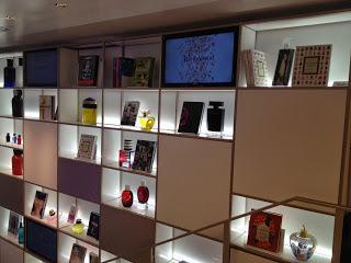 Soirée d'inauguration de la boutique Marionnaud les Champs Elysées