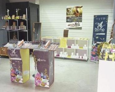 Bo.ho, la marque de maquillage green s'offre une boutique éphémère jusqu'au 29 déc. Vite vite !
