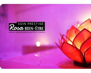 Une détente totale avec le soin prestige Rosa Bien-être