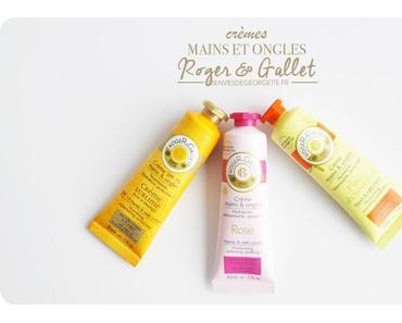 Les Crèmes Mains par Roger et Gallet