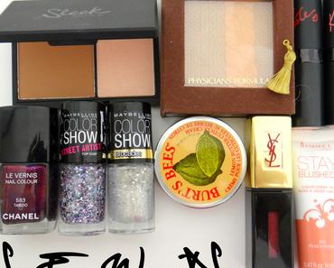 New In Makeup : Premières impressions (et un soin!)