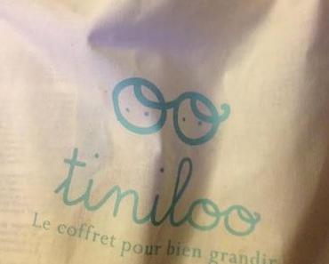 Le coffret des tout-petits par Tiniloo : une box pour les futures mamans