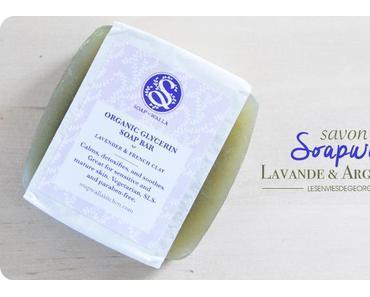 Le savon à la Lavande de Soapwalla