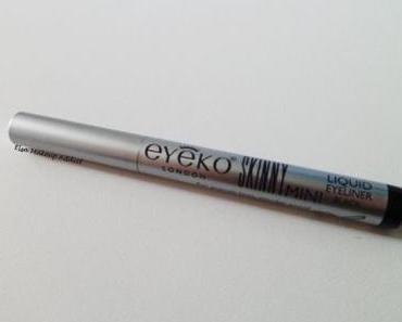 Skinny Eyeliner d'Eyeko : le liner feutre pour toutes