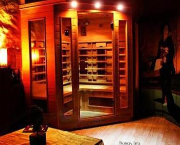 A la découverte du sauna chez Rosa Bien-Être