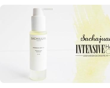 Intensive Hair Oil de Sachajuan
