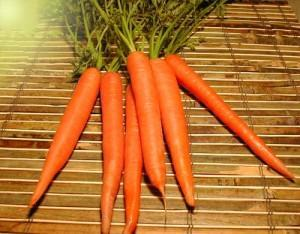 « Finis tes carottes, j'te dis »