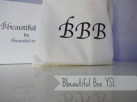 Bbeautiful Box avril 2014