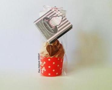 Un cupcake au chocolat ? Oui mais pour le bain/la douche !