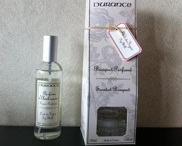 Mon parfum d'intérieur c'est Durance