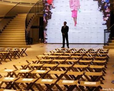 Burberry et Caslazur : mon dernier jour à la Fashion Week de Londres