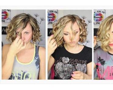 3 façon de boucler ses cheveux au Carré !