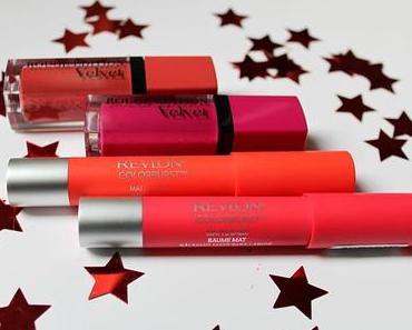 Rouge Edition Velvet de Bourgeois, ColorBurst Mat de Revlon: deux rouges à lèvres mats au banc d'essai