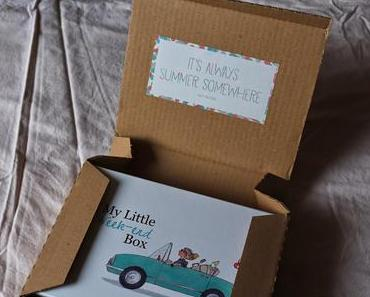 My Little Box 'Mai 2014 - La Revue