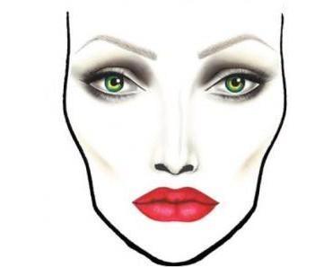Pour un maquillage «Maléfique»