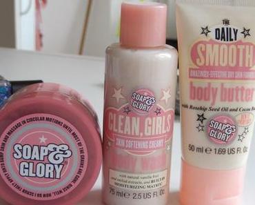 Ma première fois avec Soap & Glory