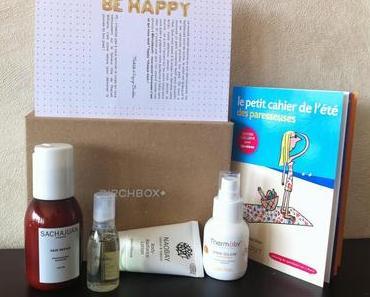 Birchbox de Juin : Be Happy... ou pas