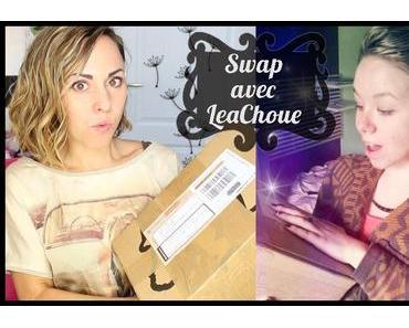 Mon Swap avec Lea Choue !! Gniiiiiii !