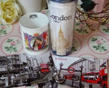 {Let's Go to London} Big London Haul