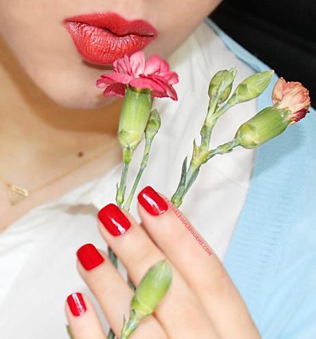 Rouge Baiser. Ou le rouge à lèvres mat dont on ne parle pas