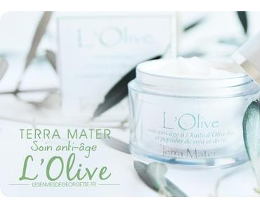 Soin anti-âge L'Olive de Terra Mater