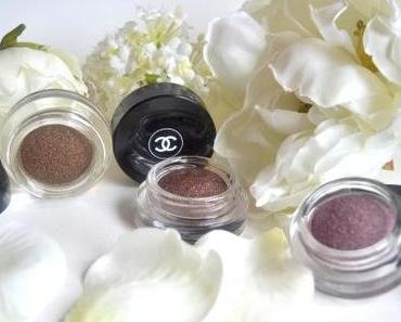 Les jolies Illusions d'ombre de la collection d'été de Chanel