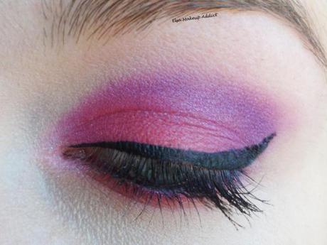 Electric Purple Makeup Urban Decay 2