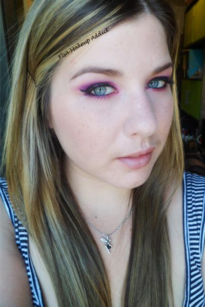 Electric Purple Makeup Urban Decay 3