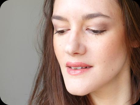 Makeup : Pécher par Gourmandise