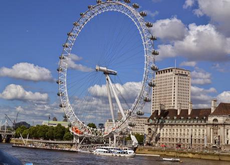 {Video} Vlog Londres - Partie 1: Séquence Émotion & Découverte de la Ville!