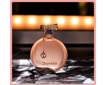 Un joli concept pour lancer la nouvelle version du parfum Repetto
