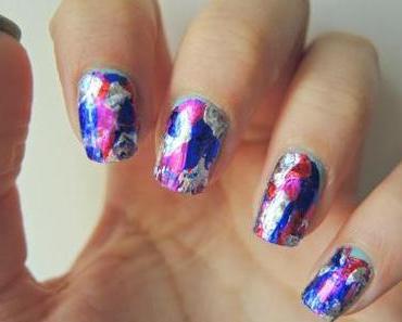 Nail art foil !