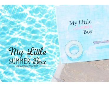 My Little Summer Box #juillet2014