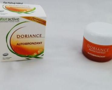 Avoir un léger hâle sans s'exposer ? Avec les compléments Doriance Autobronzant de Naturactive, c'est possible !