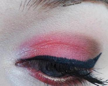 Red Electric Makeup