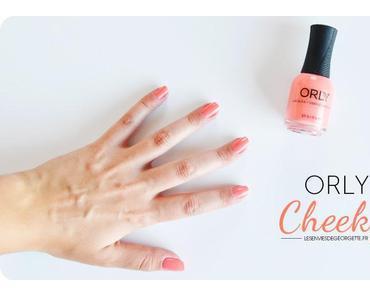 Manucure Cheeky avec Orly cet été !
